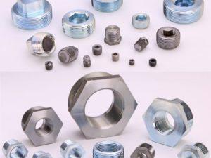 Steel Bushings & Plugs