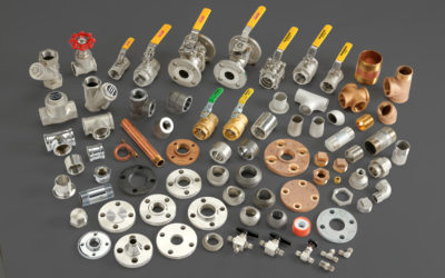 Nipples, Fittings, and Flanges – Oh My!